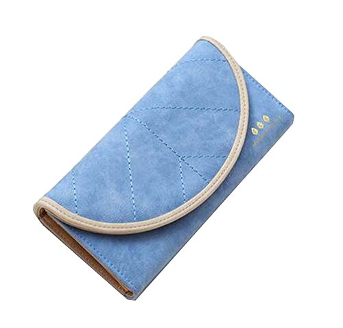 Dull Femmes polies Wallet longue pour Shopping / Party / Dinner