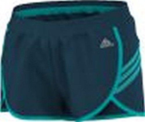 adidas Damen Shorts ULT WVN 3S SHRT Trainingsshorts, Minera/Shogrn, XS