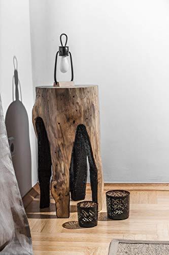 Tree Stump Table, Reclaimed Wood Coffee Table, Wood Furniture, Wooden Stool, Rustic Decor, Tea Table