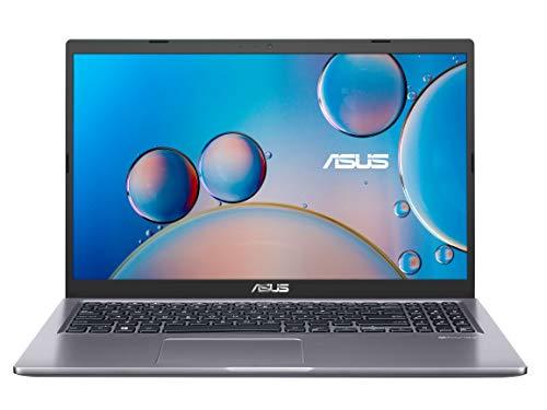 """Asus Laptop M515DA#B08CVBY1T8, Notebook con Monitor 15,6"""" FHD Anti-Glare, AMD Ryzen 3 3250U, RAM 8GB DDR4, 256GB SSD PCIE, Windows 10 Home, Grigio Ardesia"""