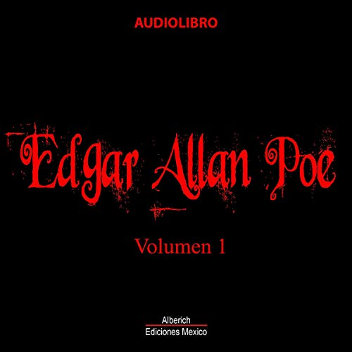 Cuentos de edgar allan poe volumen 1 [Tales of Edgar Allan Poe, Volume 1] cover art