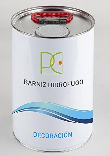 BARNIZ HIDROFUGO PIEDRA 5 LTS. + Regalo Mini Rodillo Antigota