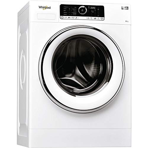 Whirlpool Best ZEN 8 lavatrice Libera installazione Caricamento frontale Bianco 8 kg 1400 Giri/min A+++