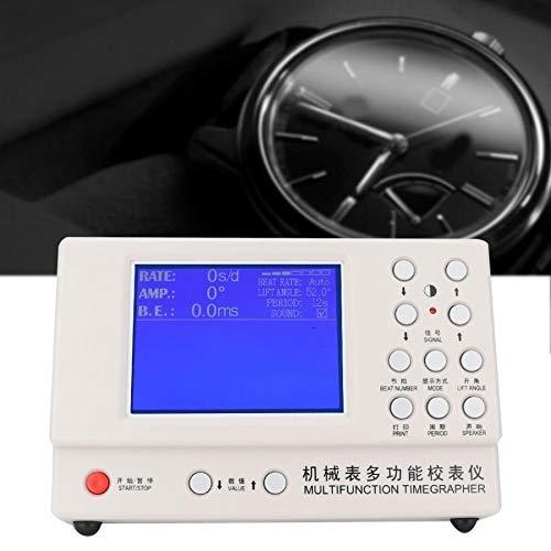KAUTO Testeur de Machine-Outil de chronométrage de Montre mécanique Multifonction Timegrapher (3000)