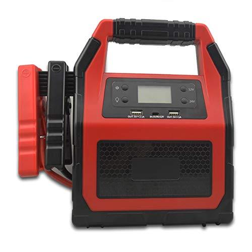 Z&LEI Terrinador de Salto portátil de 12V 24V, 1500-2000AMP Motor DE DISTRADOR PEAPORTE Cargador DE BATERÍA DE BATERÍA para Todos LOS Autos Cargador de Banco de energía de Emergencia
