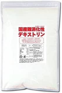 国産難消化性デキストリン(水溶性食物繊維)500g ヘルシーカンパニー