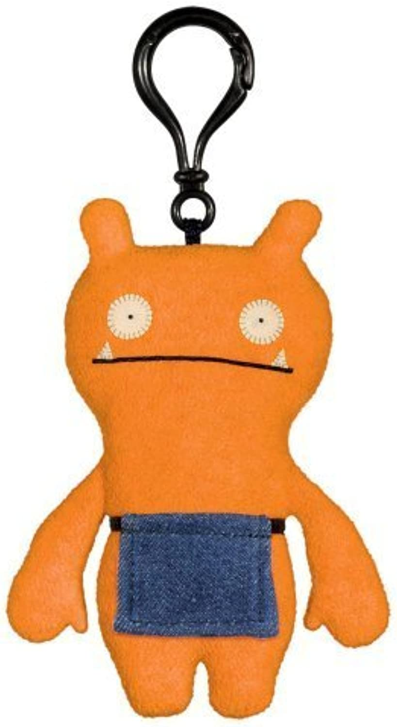 Gund Uglydoll ClipOn Wage, 4.5  Plush by GUND