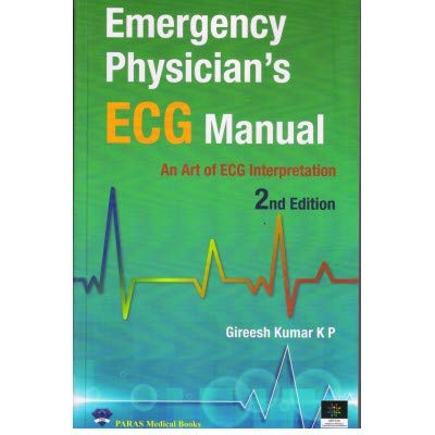 Emergency Physicians ECG Manual 2nd/2020