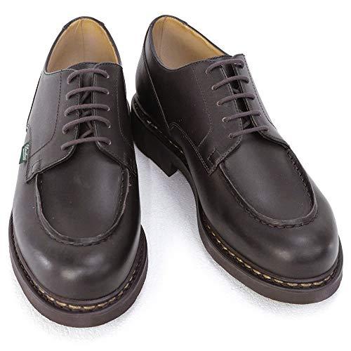 [パラブーツ] 靴 メンズ CHAMBORD シャンボード ビジネスシューズ レースアップシューズ ブラウン (710707 CHAMBORD CAFE) 10サイズ ブラウン [並行輸入品]