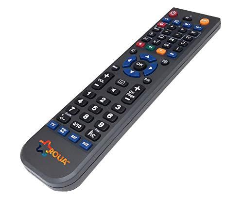 roua.eu - Mando a Distancia Televisión TV LCD BLU:SENS (BLUSENS) RC042 RC059 RC008