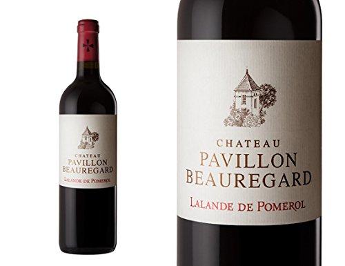 CHÂTEAU PAVILLON BEAUREGARD 2016 - Lalande de Pomerol - France- Rouge - 0.750 l