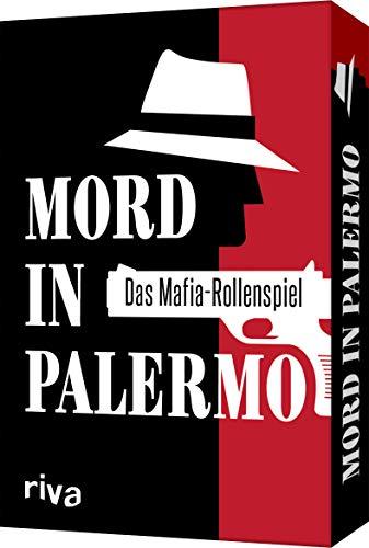 Mord in Palermo: Das Mafia-Rollenspiel