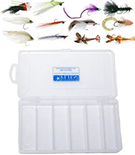 Bass Fly Collection - 12 Flies + Fly Box