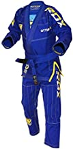 RDX Jiu-Jitsu Anzug uniseks-volwassene Braziliaanse Jiu-jitsu Suit