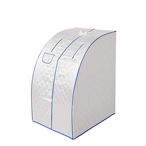 AXAXA Tragbarer Haushalts-Schweißtank 2 Liter Halterung Klappbare Begasungsmaschine Abnehmbare Und Waschbare Sauna (Mit Fernbedienung),B