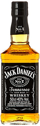 Jack Daniel's Tennessee Whiskey, 50 cl, Cristal