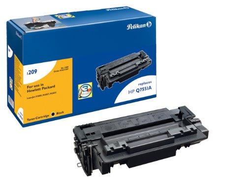 Pelikan Toner ersetzt HP Q7551A (passend für Drucker HP P3005, M3027, M3035)