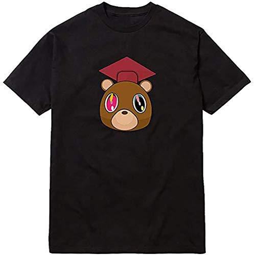 Graduation Bear T-Shirt College Drop.Out Yee.zus Kan.ye W.est Tour Tshirt Kan.ye W.est T Shirt Kan.ye W.est Je.sus is King Cd Kan.ye W.est Hoodie Men Kan.ye W.ests