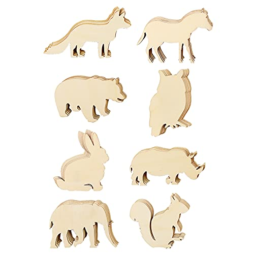 Top 10 best selling list for wooden farm animals to paint