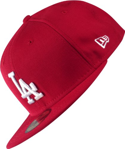 New Era MLB Basic LA Dodgers casquette 6 7/8 scarlet