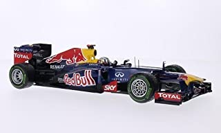 Red Bull Renault RB8, No.1, formula 1, GP Brasil, 2012, Model Car, Ready-made, Minichamps 1:18