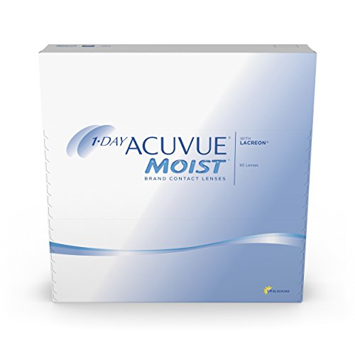 1-Day Acuvue Moist -1.00-90 Lenti a Contatto