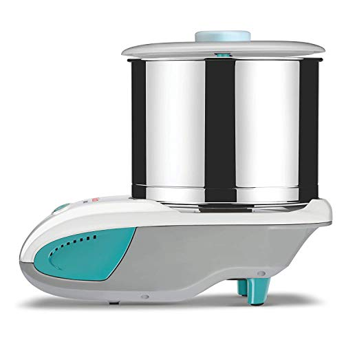 Vidiem WG ST 303 A Jewel ST 2 Litres Wet Grinder (White and Green)
