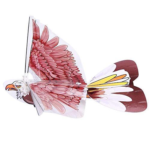 ZYMSD RC Flying Birds, Vogel Drone 2.4GH Fernbedienung Elektronische Vogel Mini RC Drone Spielzeug,Eagle