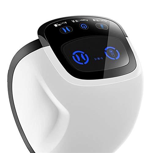 YEZIB Productos de calefacción 650nm Knee Cuidado de la Rodilla Masaje de Aire Masajeador de Rodilla Dolor físico Terapia Magnética para la Artritis reumática de la osteoartritis para Oficina, hogar
