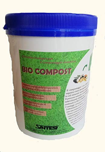 Bio Compost 800 g Activateur biologique compostage domestique