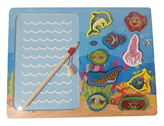 Fishing Game Toy, Multi Color