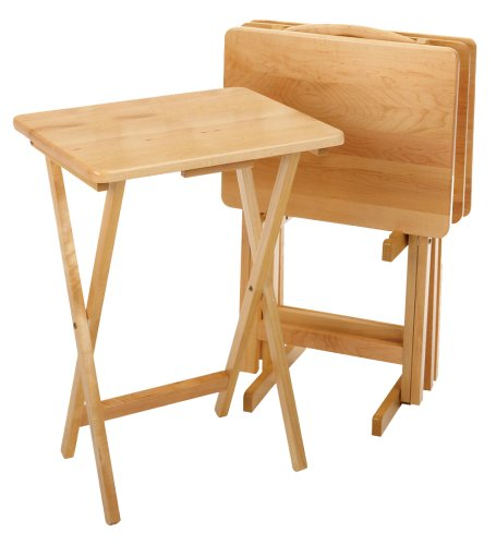 Winsome Wood Alex Snack Table