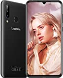 Cellulare Offerta (2019) DOOGEE N20, Octa-core 4 GB RAM 64 GB ROM, Schermo FHD + Waterdrop da 6,3 pollici,Android 9.0 4G Smartphone, 16 MP + 8 MP + 8 MP + 16 MP, 4350 mAh, 10 W Carica rapida Nero