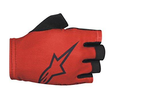 Alpinestars S – Lite Handschuhe, Größe M, Spicy Orange Schwarz