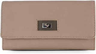 Baggit Women's Wallet (Buff) (Unitsnits 1)