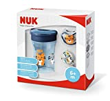 NUK 10255437 Magic Cup & Set, Magic Cup Trinklernbecher Space Schnuller &...