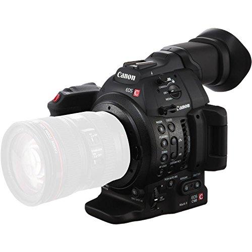 Canon EOS C100 Mark II (SD Card)