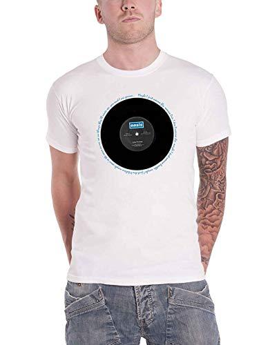 Oasis T Shirt Live Forever Single Nue offiziell Herren