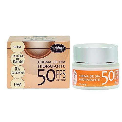 Nurana Cosmetics, Crema diurna facial con factor de protección...