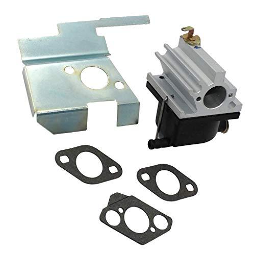 Fenteer Vergaser Ersatz & Reparatursatz Membrane für Tecumseh Motor VLV40 / VLV50 / VLV55 / VLV60 / VLV126