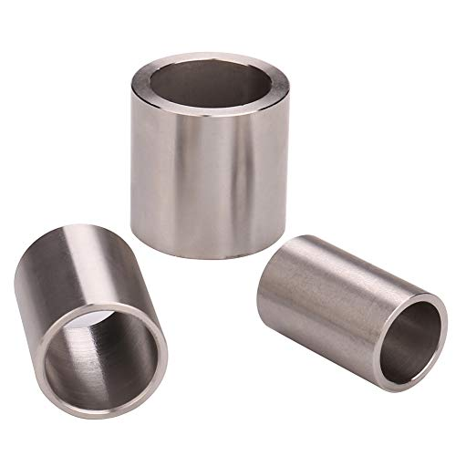 3 Kind of 1 Inch  Thick  Reducing Bushing Adapters Id 1/2 Inch Od 5/8 Inch    Id 5/8 Inch Od  3/4 Inch    Id 3/4 Inch Od 1 Inch For  Bench Grinding Wheel Sanding Wheel 3 Pcs