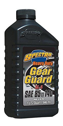 Spectro Oil R.HDGG Transmission Oil (Heavy Duty Gear Guard 85w140 GL-5),1 Pack