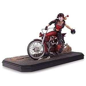 dc comics DC Direct - Figurine Harley Quinn Deluxe Statue Gotham Garage 38cm - 0761941327709 7
