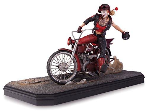 411dT65J7vL Harley Quinn Statues