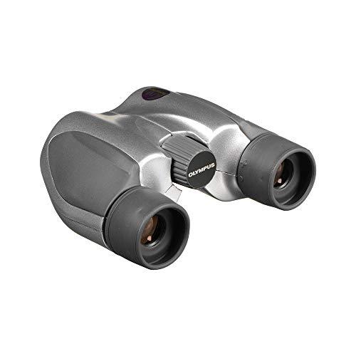 Olympus 8x21 DPC-I Fernglas Silber mit Tasche