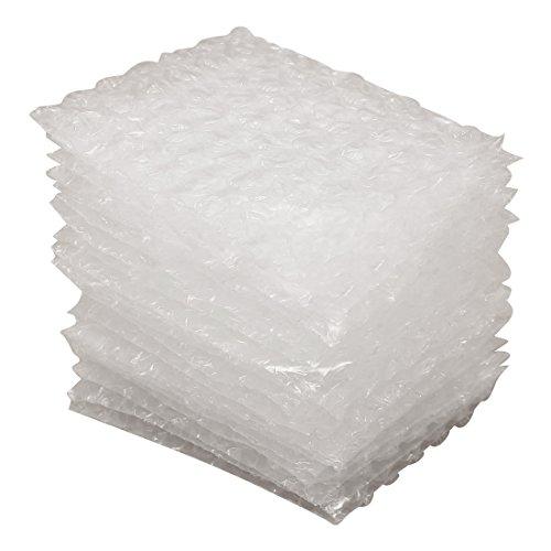 Senmubery Lote de 20 bolsas pequeñas transparentes reciclab