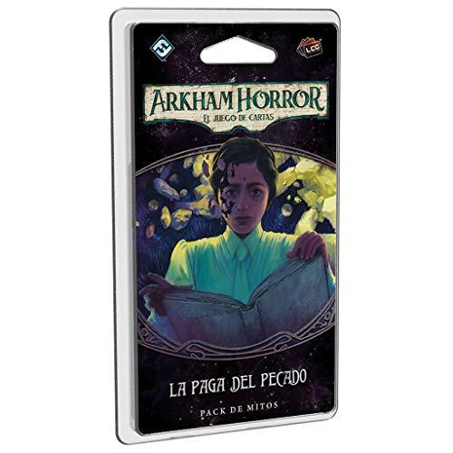 Fantasy Flight Games- Arkham Horror LCG: La Paga del Pecado, Color (AHC31ES)