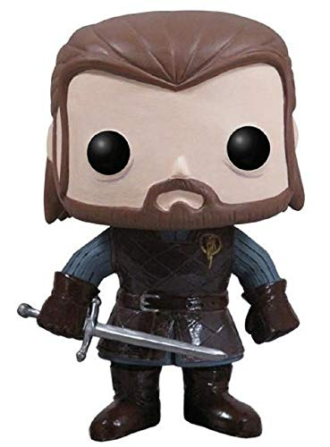 Funko 3016 Game of Thrones Pop Vinyl - Ned Stark #02