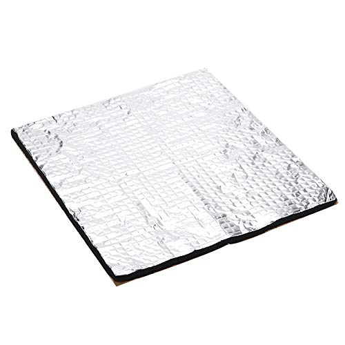 3D Printer Heated Bed - Self-adhesive3D Printing Build Hotbed Surface Heat Insulation Mat, 300 * 300mm (Size : 300 * 300MM)