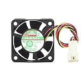 N / A Cooling Fan MGT4024ZR-R15,Server Cooler Fan MGT4024ZR-R15 24v 0.13A, Fanuc Machine Alarm Detection Fan for 40x40x15mm 3-Wire